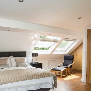 basic loft conversion